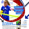 Primary Sports Camp - 25 February at Stoke Mandeville