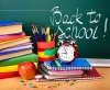 Back to school on Tuesday 17 April